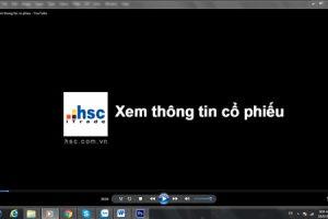 Video hướng dẫn giao dịch chứng khoán: Xem thông tin cổ phiếu