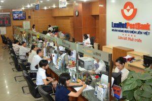 NH TMCP Bưu điện Liên Việt sắp niêm yết trên sàn Upcom với mã LPB