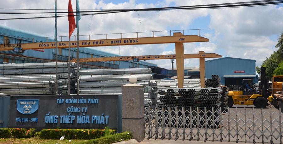 Sản lượng thép tiêu thụ của HPG đã thống soái thị trường thép Việt Nam