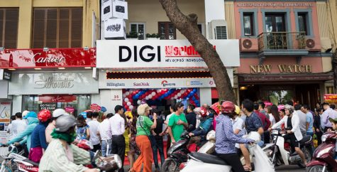 Digiworld đạt 25 tỷ lãi ròng trong quý 1/2019, tăng 32% so với cùng kỳ.