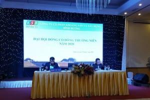 Cập nhật ĐHCĐ KSB: Kế hoạch kinh doanh 2020 không nhiều biến động.